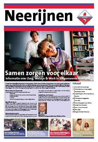 Voorkant krant Neerijnen